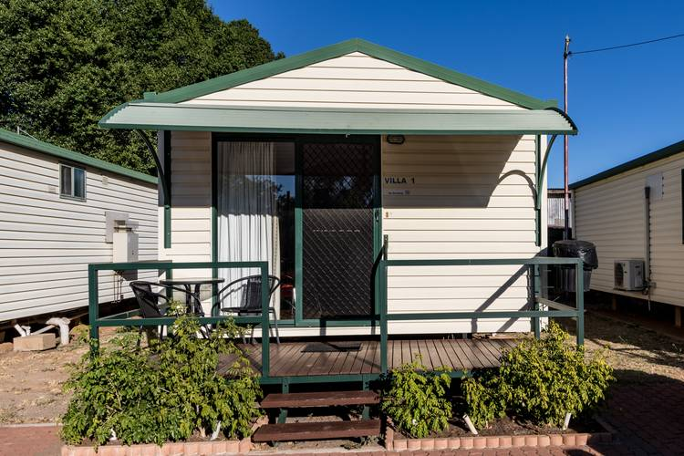 Sunset Tourist Park Mount Isa- 2 bedroom Villa
