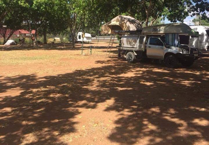 Sunset Tourist Park Mount Isa - UnPowered Sites